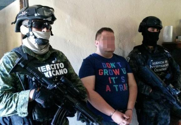 Cae operador de 'Mini Lic' en Sinaloa