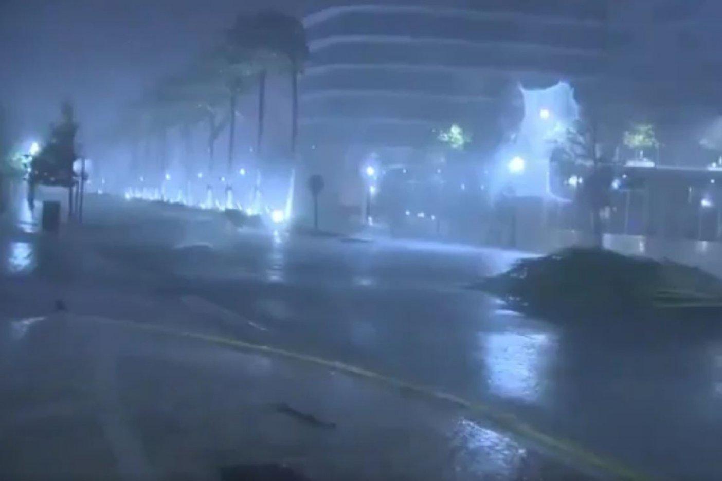 Irma pierde fuerza, pasa a huracán de categoría 1 — LO ÚLTIMO