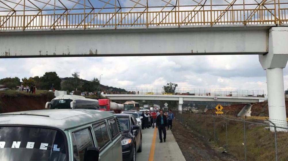 Puebla, único estado donde prevalece desabasto de combustible: Pemex