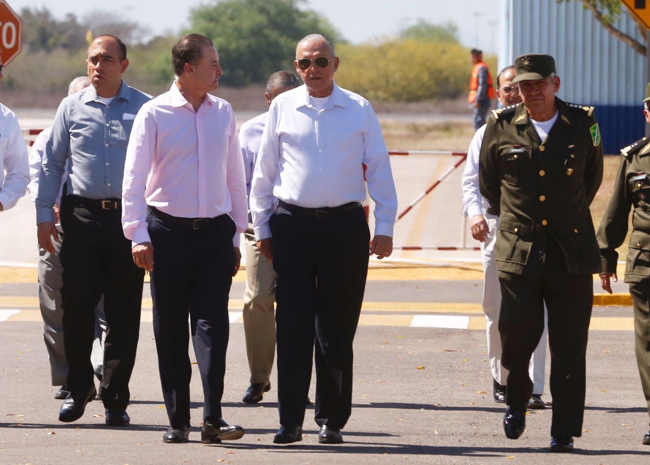 Quirino Ordaz aprobará la Ley de Seguridad Interior