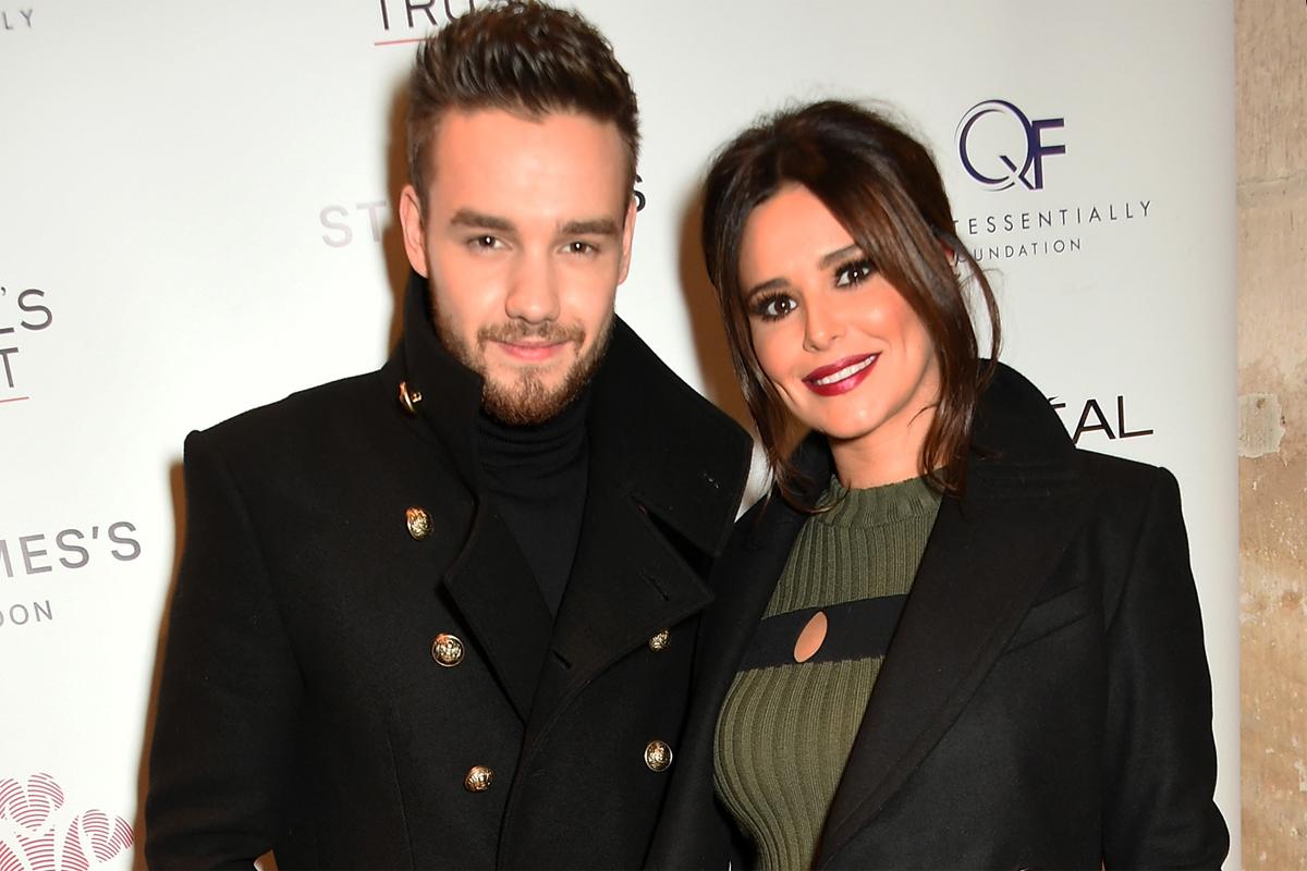 ¡Liam Payne y Cheryl Cole ya son padres!
