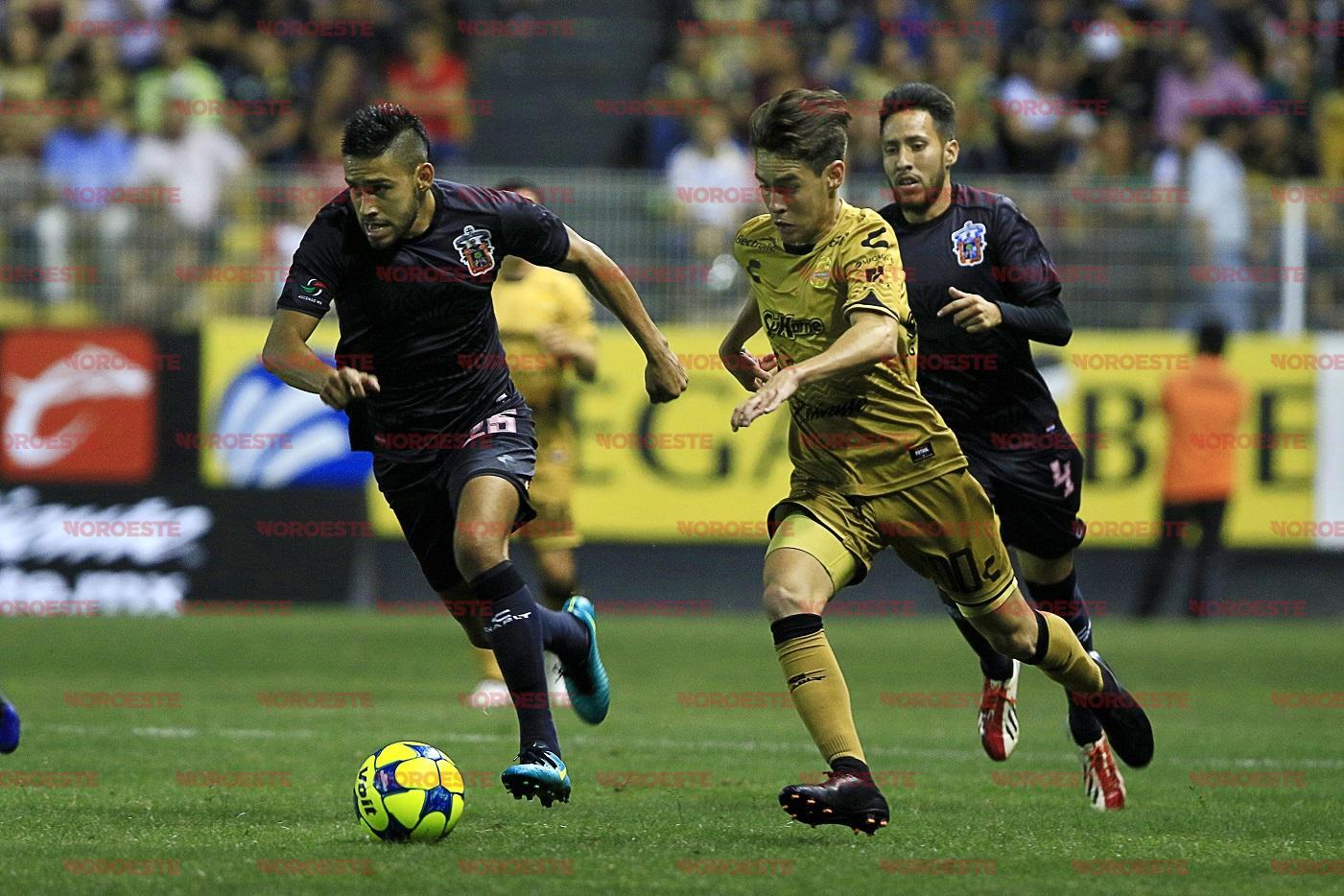 Sotanero Correcaminos sorprende 2-1 al líder Dorados
