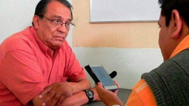 CNDH solicita protección a familiares de periodista asesinado en La Paz