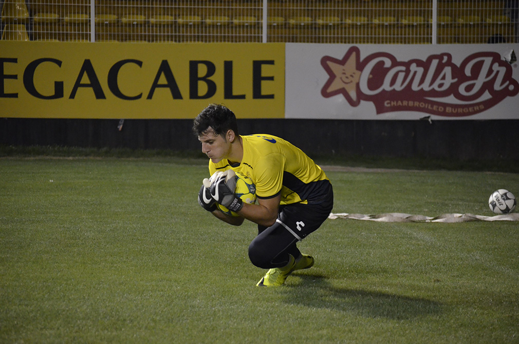 Dorados empata sin goles en casa del Zacatepec en 4tos de final