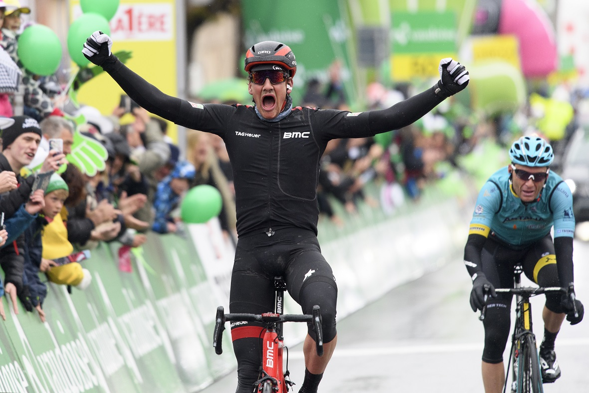 Albasini gana primera etapa del Tour de Romandía