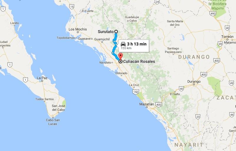 Dos muertos por enfrentamiento en Badiraguato