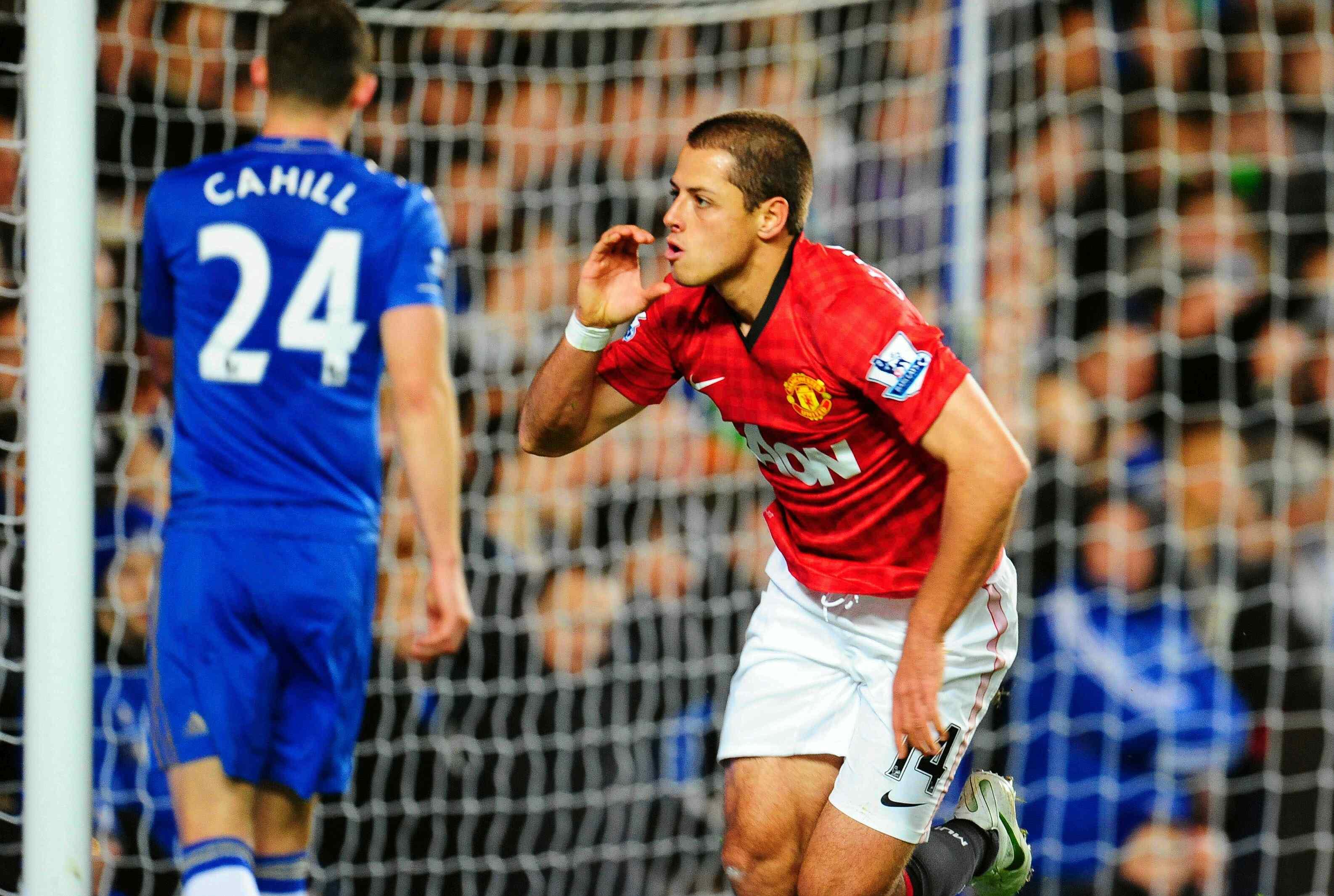 Mourinho busca el retorno de Chicharito al United — Prensa