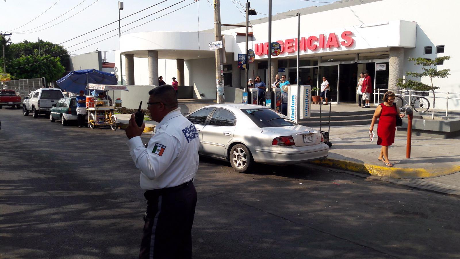 Director del Issste de Mazatlán es baleado