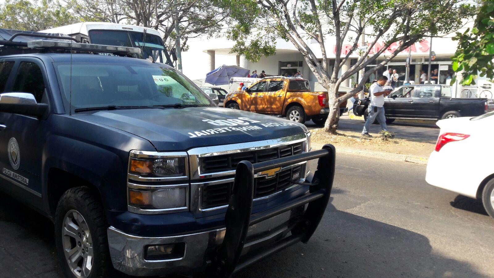 Atacan a balazos a director del ISSSTE en Mazatlán