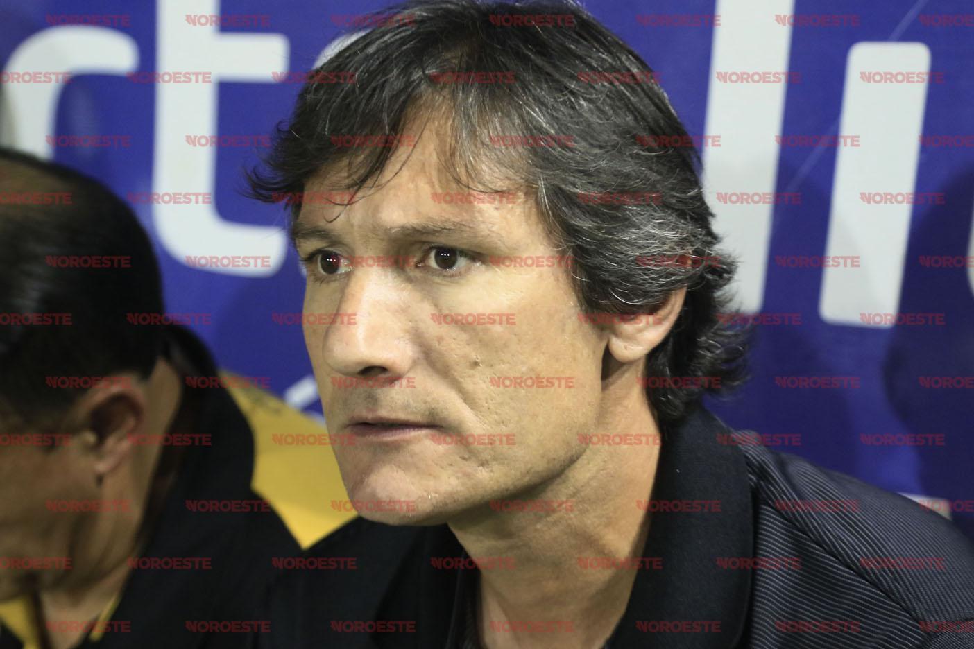 Exauxiliar del Piojo, nuevo entrenador de Dorados