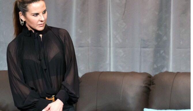 Kate del Castillo pide 70 mdp a la PGR por daño moral