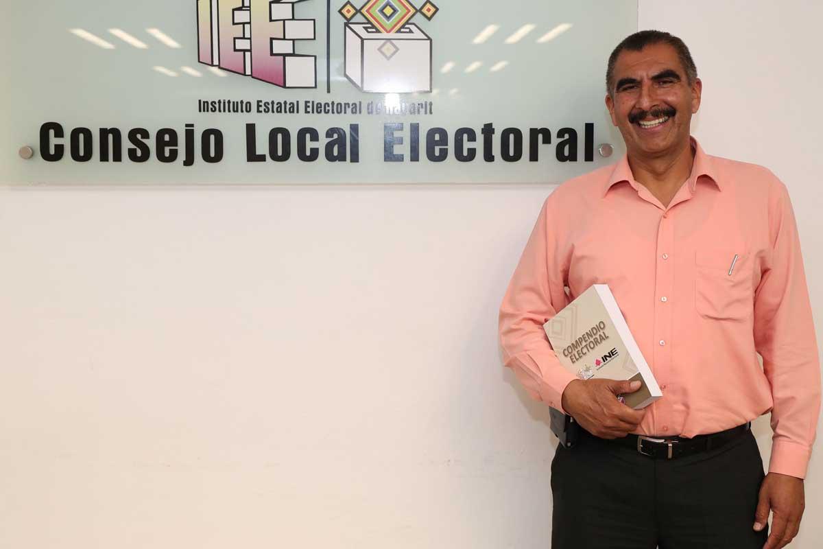 Sin incidentes elección en Nayarit: consejero presidente del IEE
