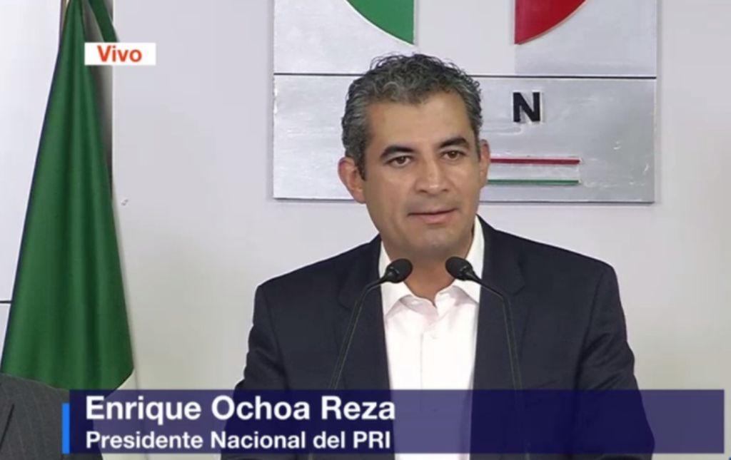 Se declara PRI ganador en Edomex y Coahuila