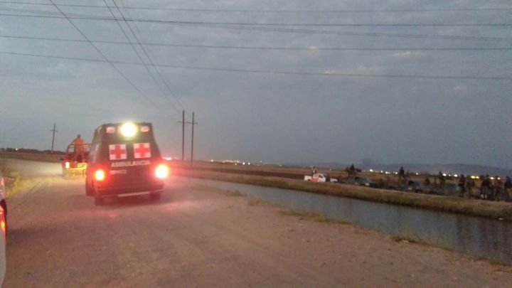 Muere un subteniente al volcar su vehículo durante una persecución en Sinaloa
