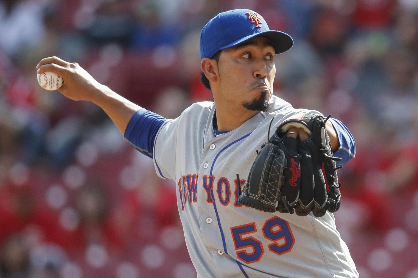 Lugo brilla en su debut de temporada, Mets vencen a Bravos