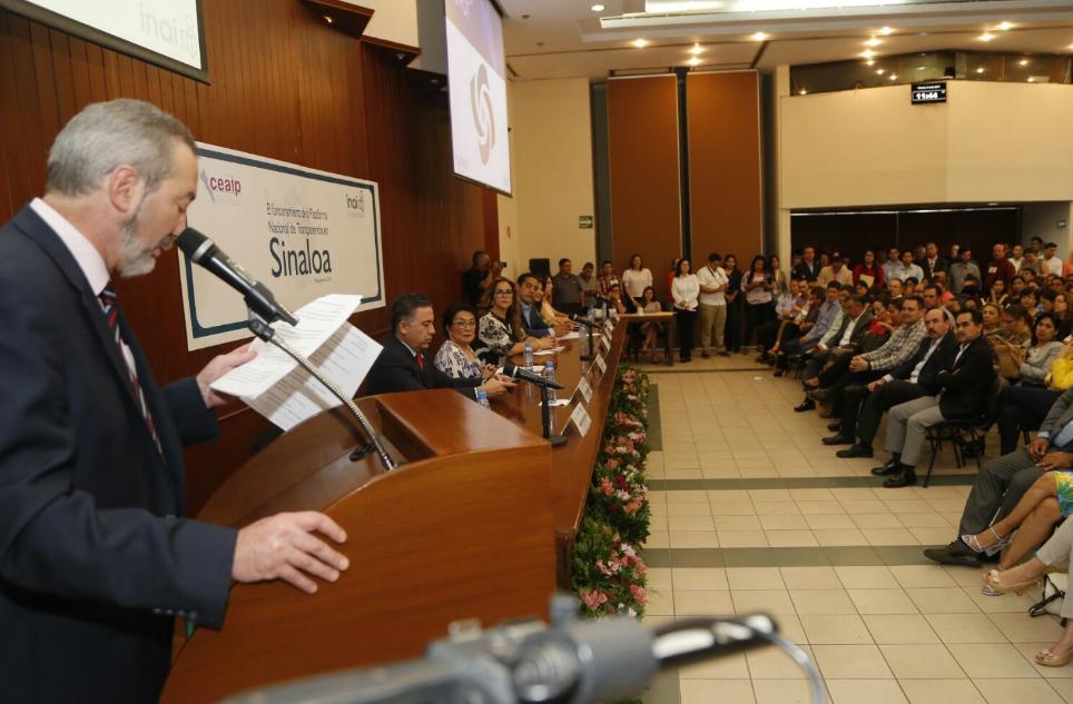 Presidente del Inai pide aprobar Ley General de Archivos