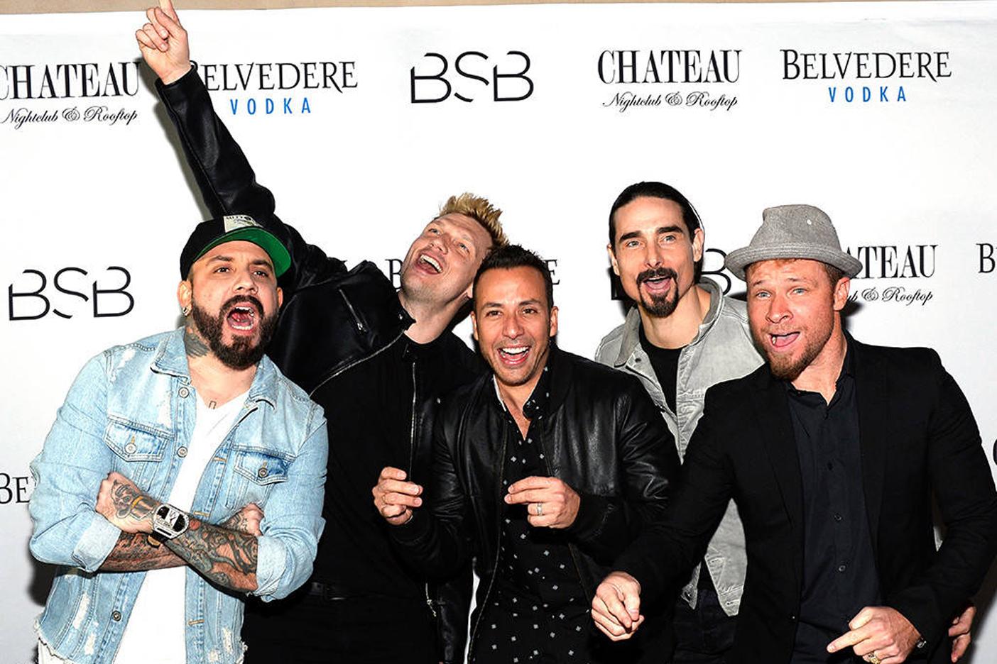 Los Backstreet Boys hicieron su versión de Despacito y fracasaron — No levantan