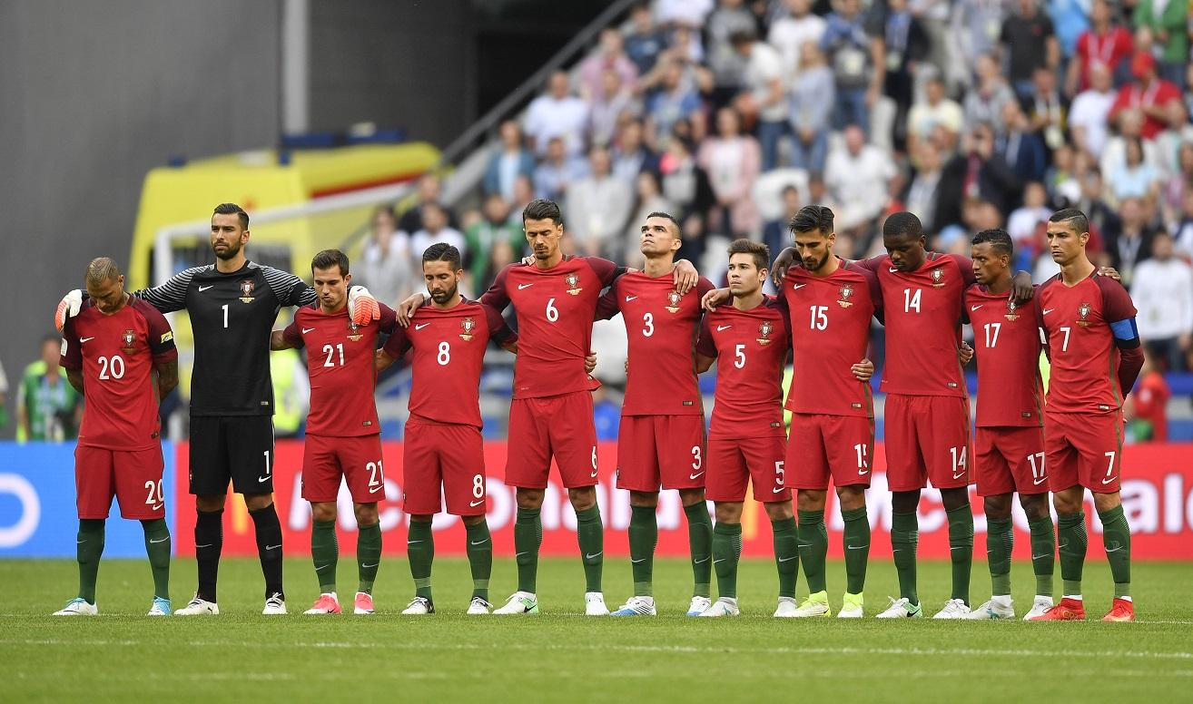 Técnico de Portugal asegura que México tuvo fortuna al empatar