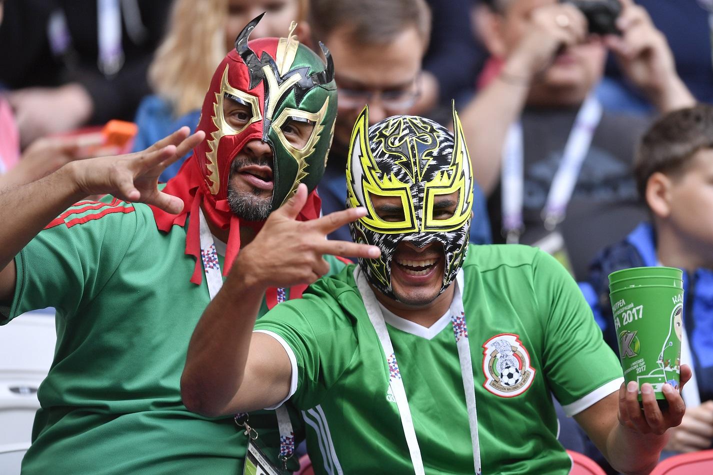 México le saca el empate a Portugal — Video #CopaConfederaciones