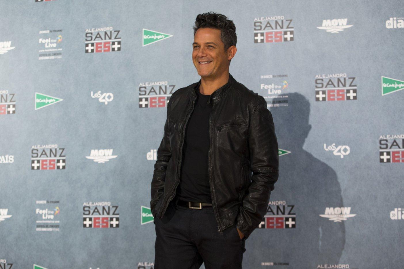 Alejandro Sanz es la Persona del Año 2017 del Latin Grammy