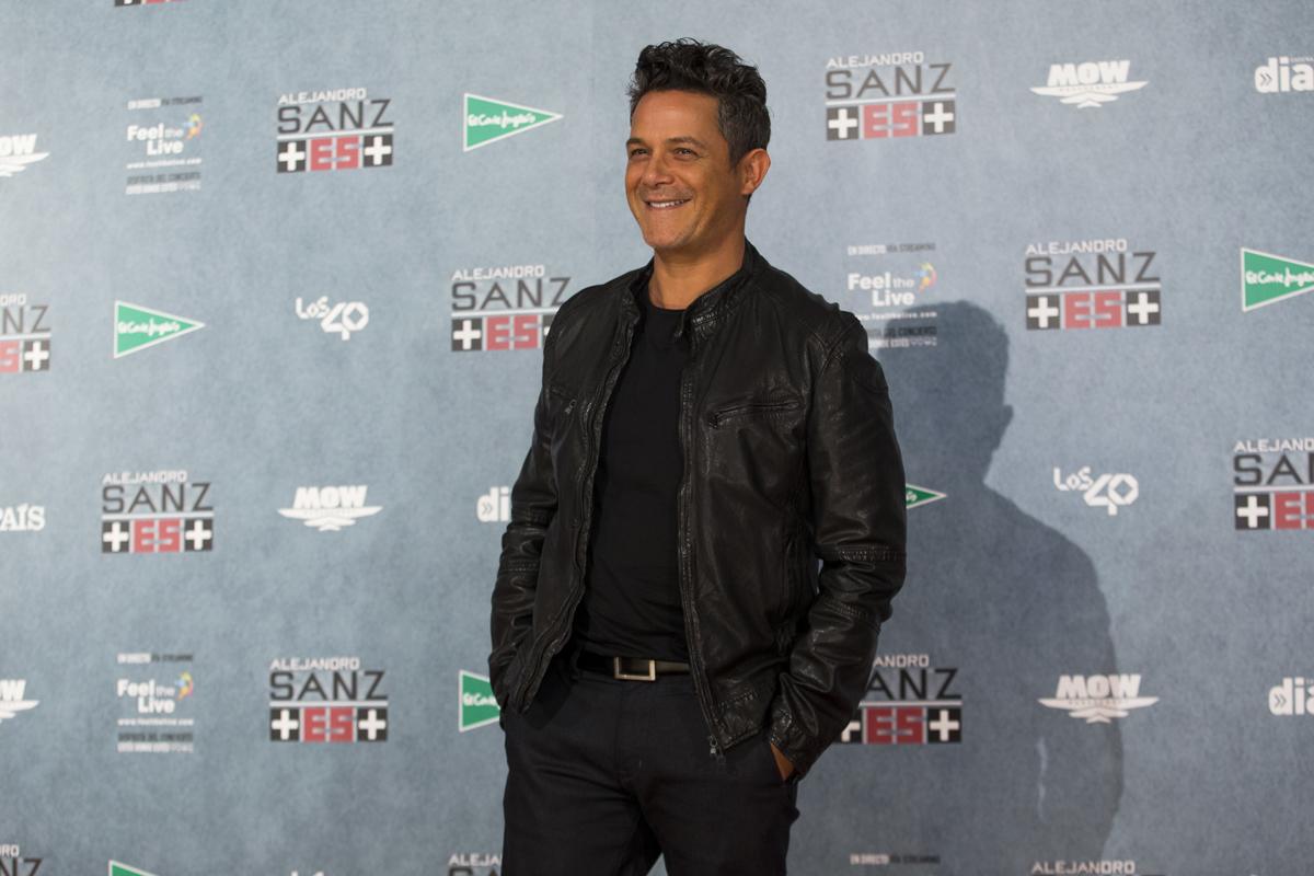 Latin Grammy: Alejandro Sanz es la Persona del Año 2017