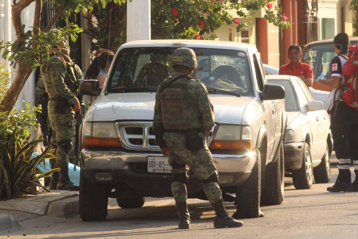 Ejecutan a policía estatal en la colonia Morelos