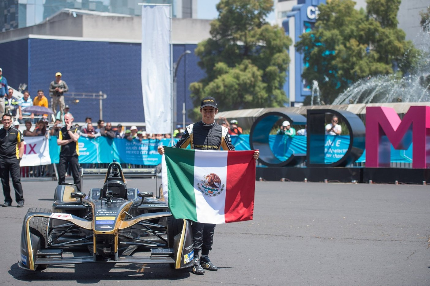 Esteban Gutiérrez toma el asiento de Bourdais