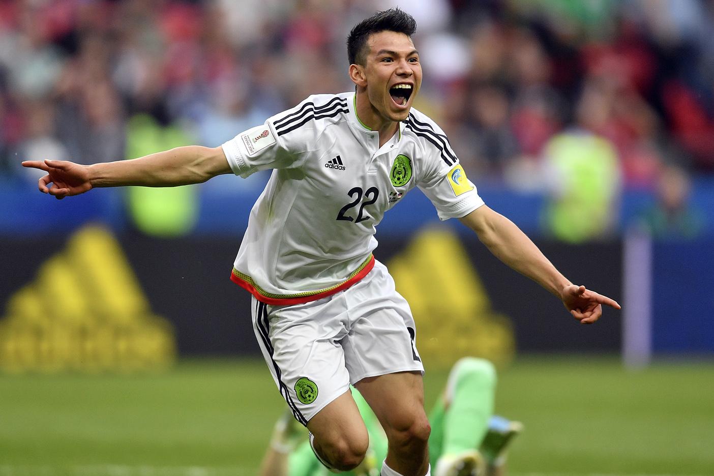 Osorio apuesta por Chucky en duelo crucial ante Rusia