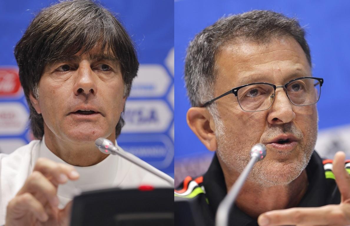 Para Osorio, Alemania no tiene falta de experiencia