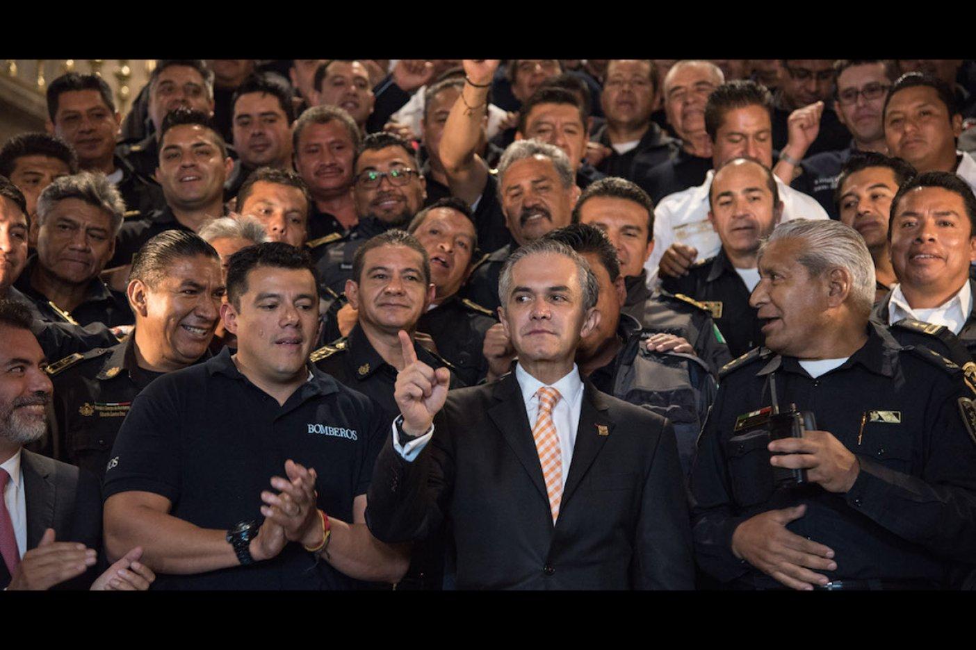 Vanguardia Progresista propone a Mancera para encabezar el FAP