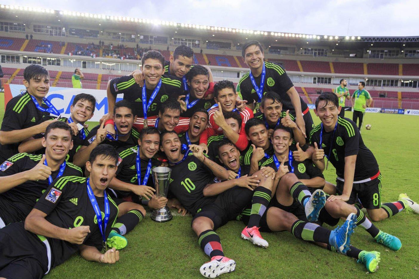 Paraguay conocerá a sus rivales del Mundial Sub 17