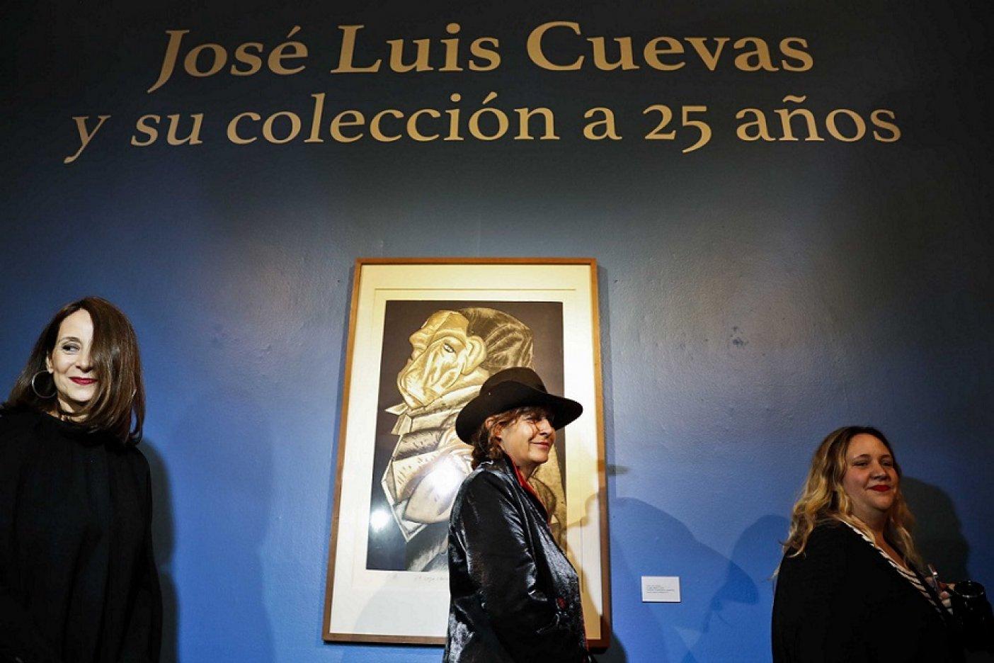 Un insulto que viuda de Cuevas maneje museo: Patricia