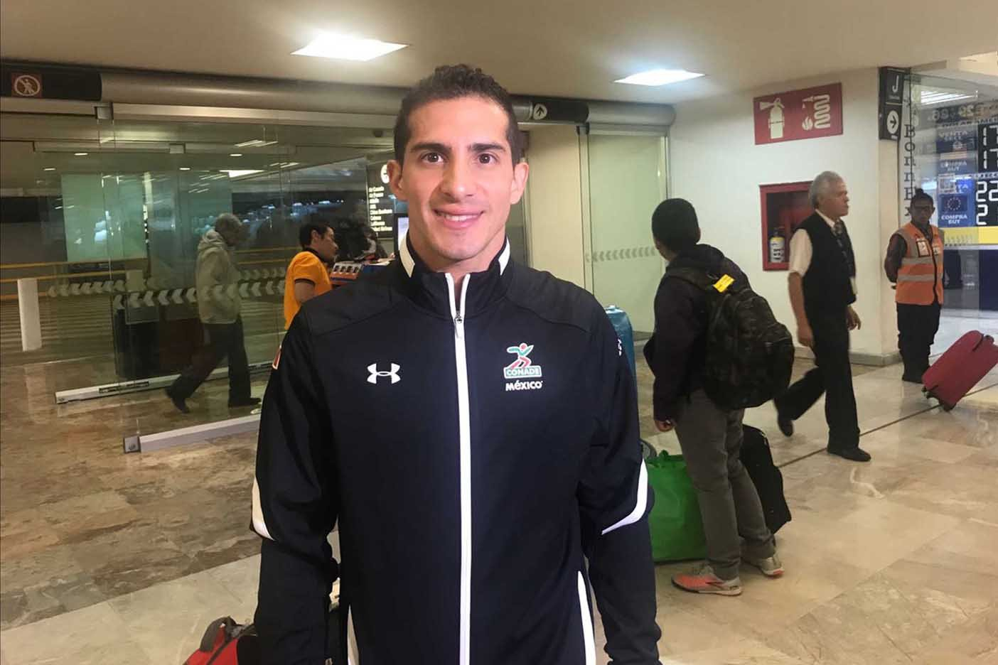 Nuria Diosdado y Karem Achach listas para el mundial de natación