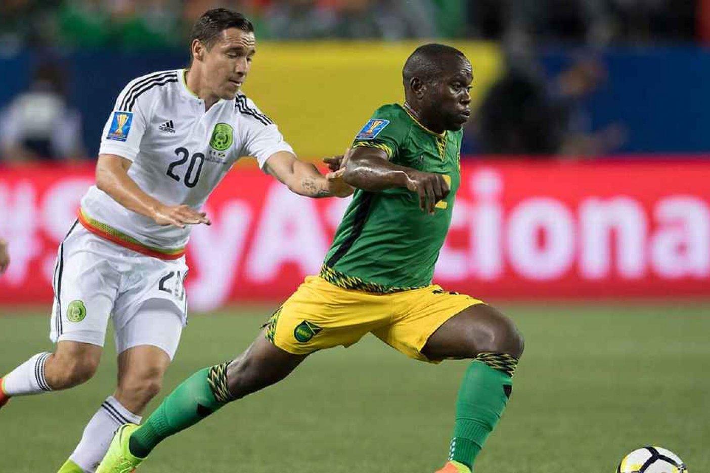 Copa Oro 2017: México y Jamaica aburrieron sin goles