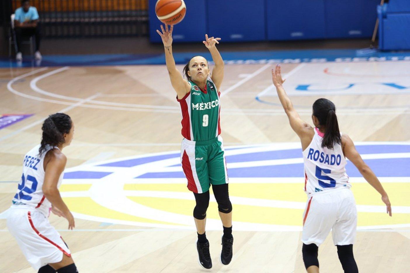 Selección femenina de Guatemala viaja a Islas Vírgenes para disputar en Centrobasket