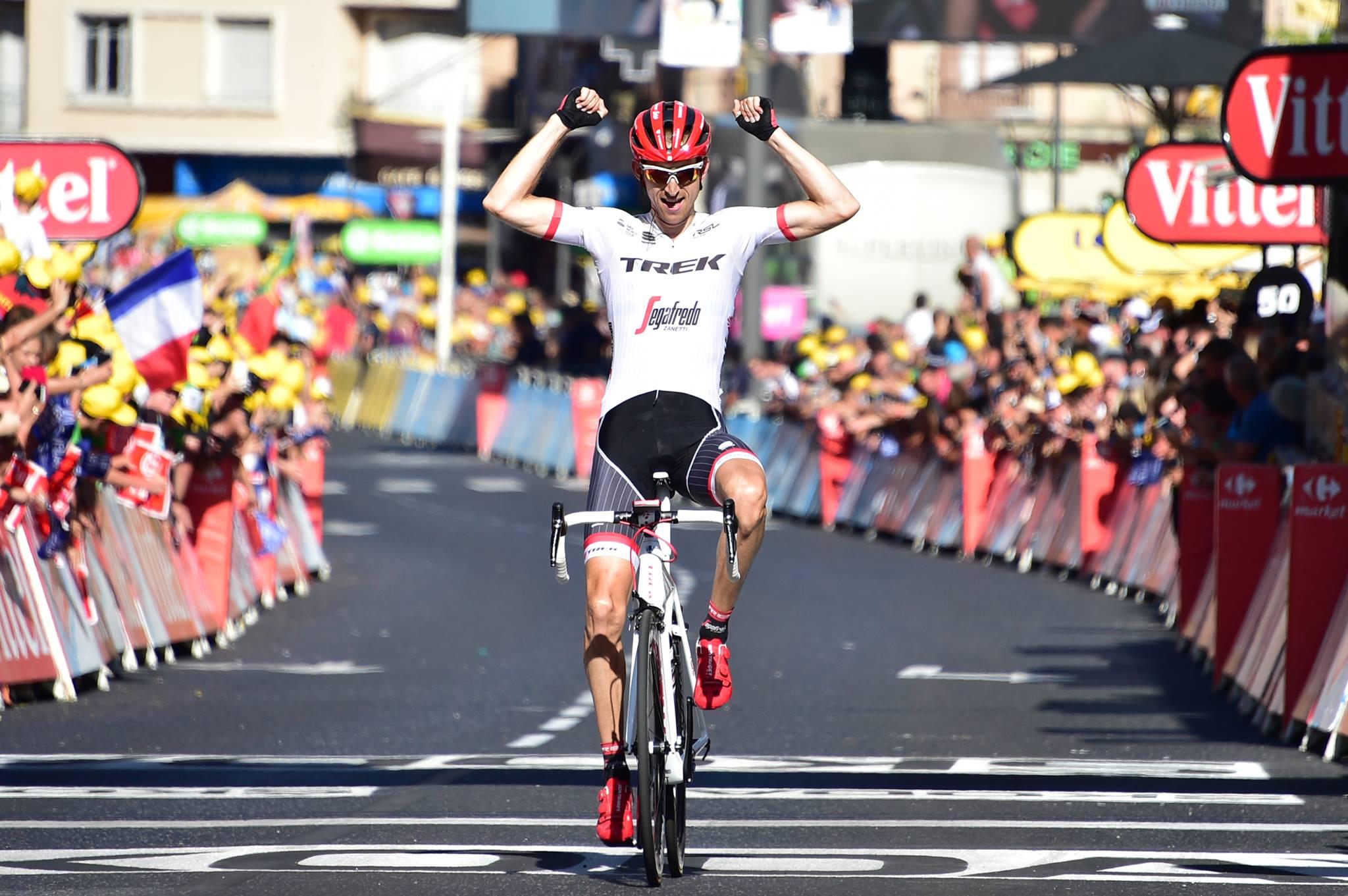 Tour de Francia 2017: Froome vuelve a vestirse de amarillo