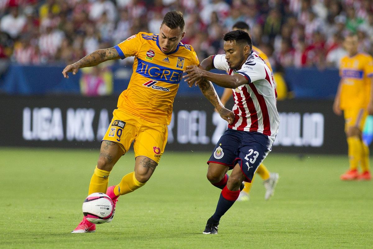 Chivas sigue dominando a Tigres, rivalizarán en Campeón de Campeones