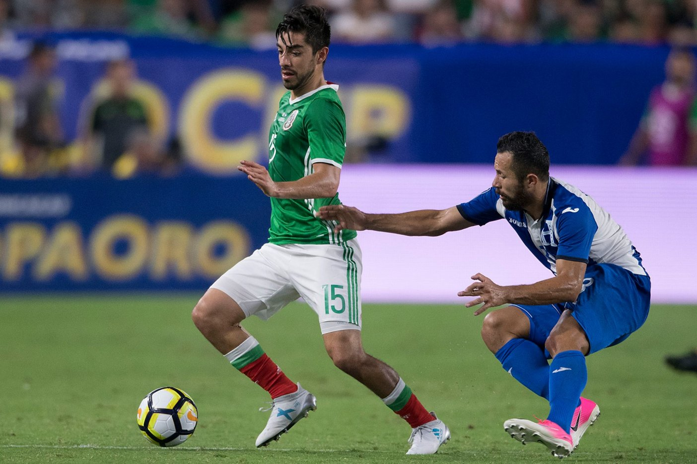 Resultado México vs Honduras Cuartos de final Copa Oro 2017
