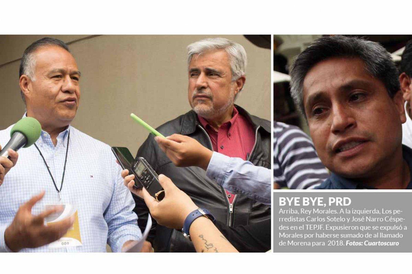 Sondeo: Frente opositor del PAN y PRD apenas gana adeptos sobre Morena