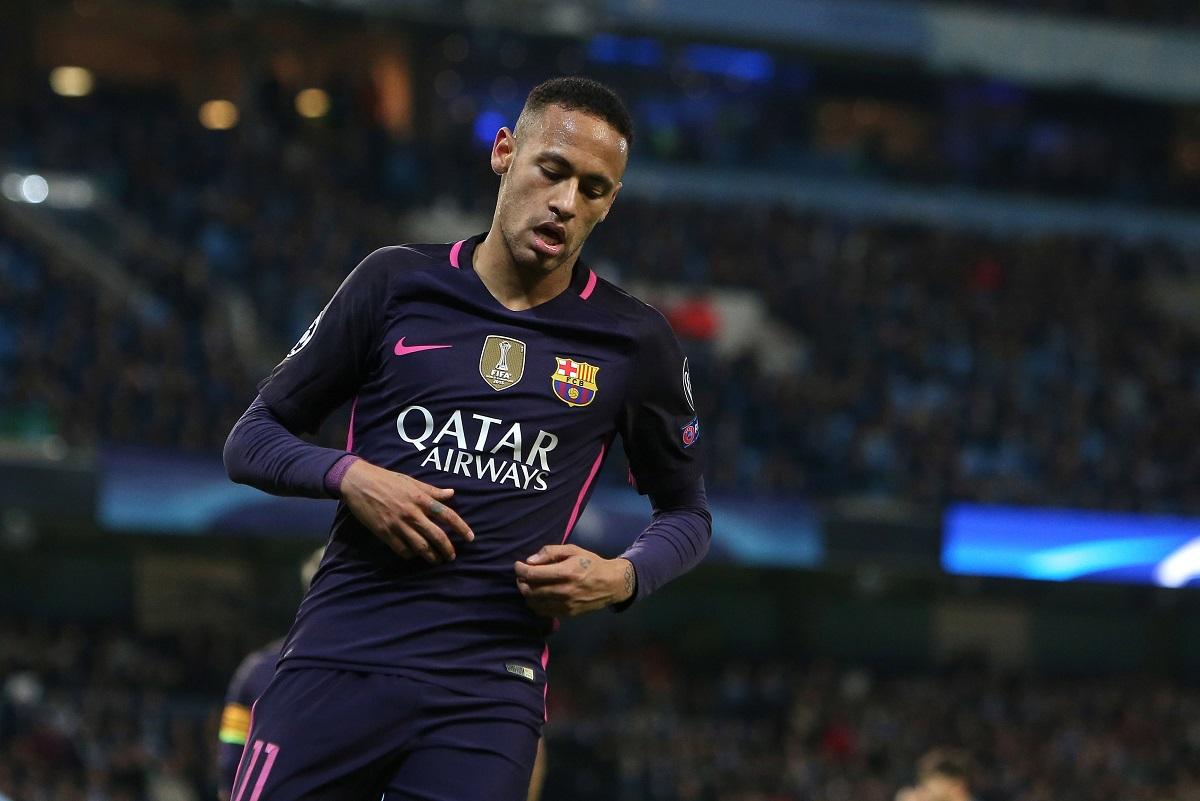 Neymar y su sentida carta al Barcelona: