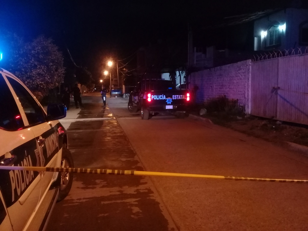 Acribillan a mujer y dejan a un hombre herido en Mazatlán