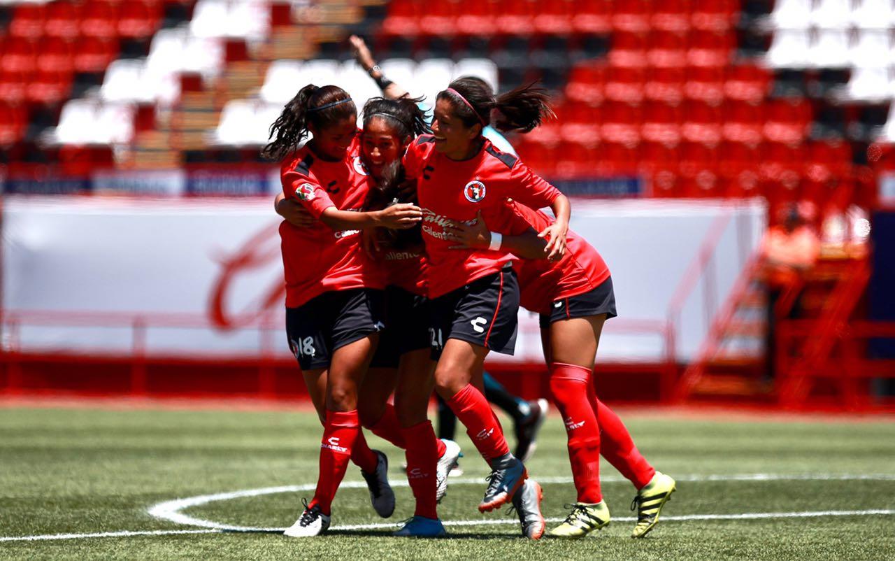 América y Pachuca siguen con paso perfecto en la Liga MX femenil