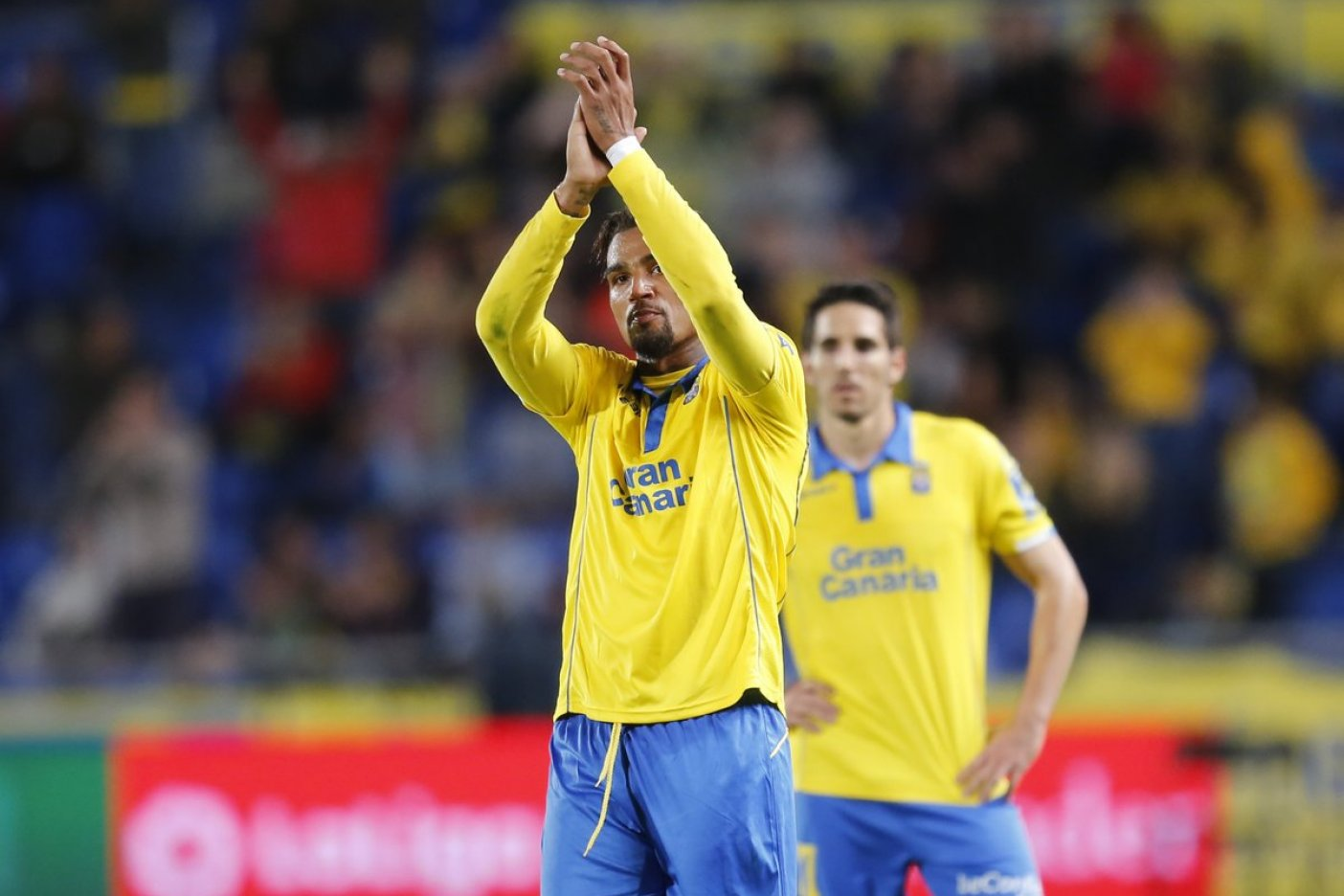 Boateng deja Las Palmas por motivos personales