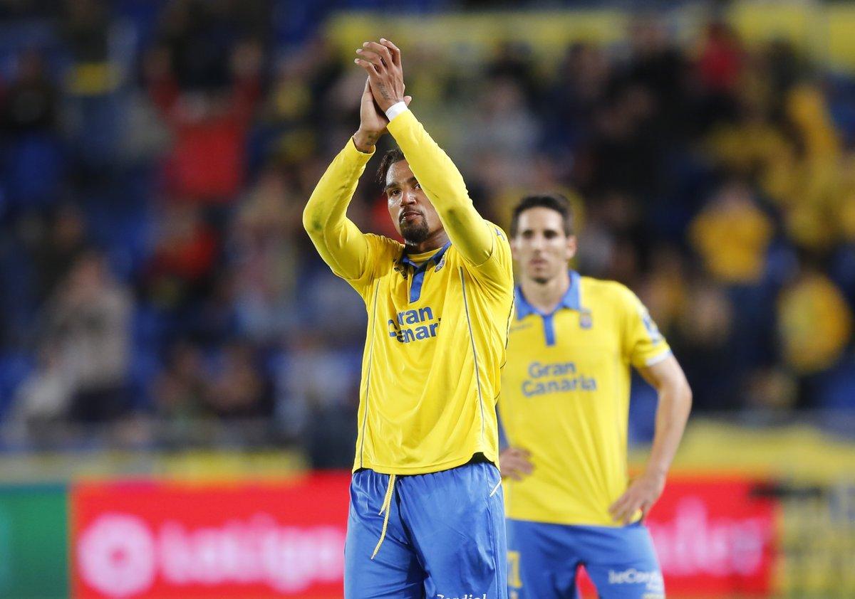 Boateng rescinde su contrato y se marcha de la UD Las Palmas