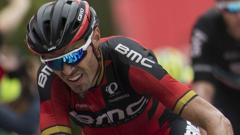 Positivo de Samuel Sánchez a dos días del inicio de La Vuelta