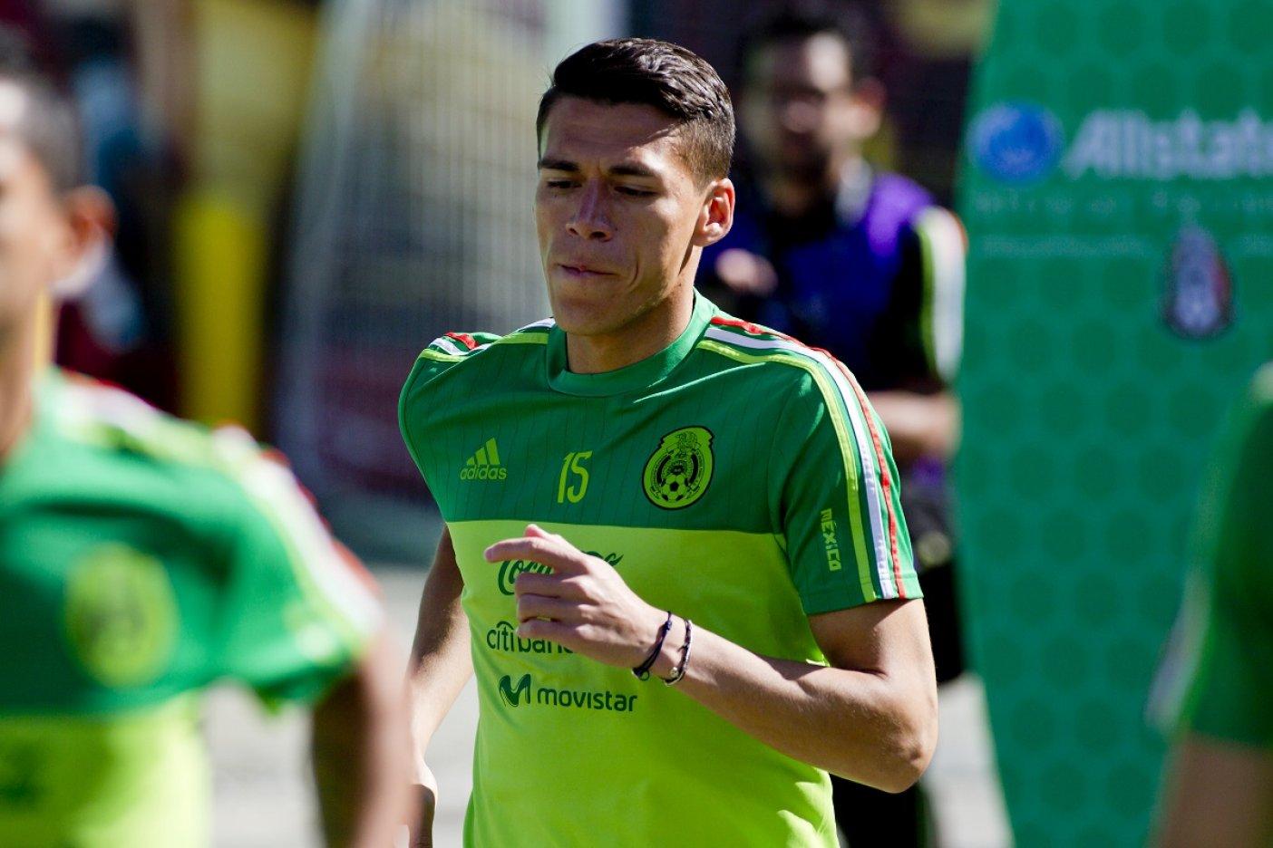 Problemas de lesión para Juan Carlos Osorio y México