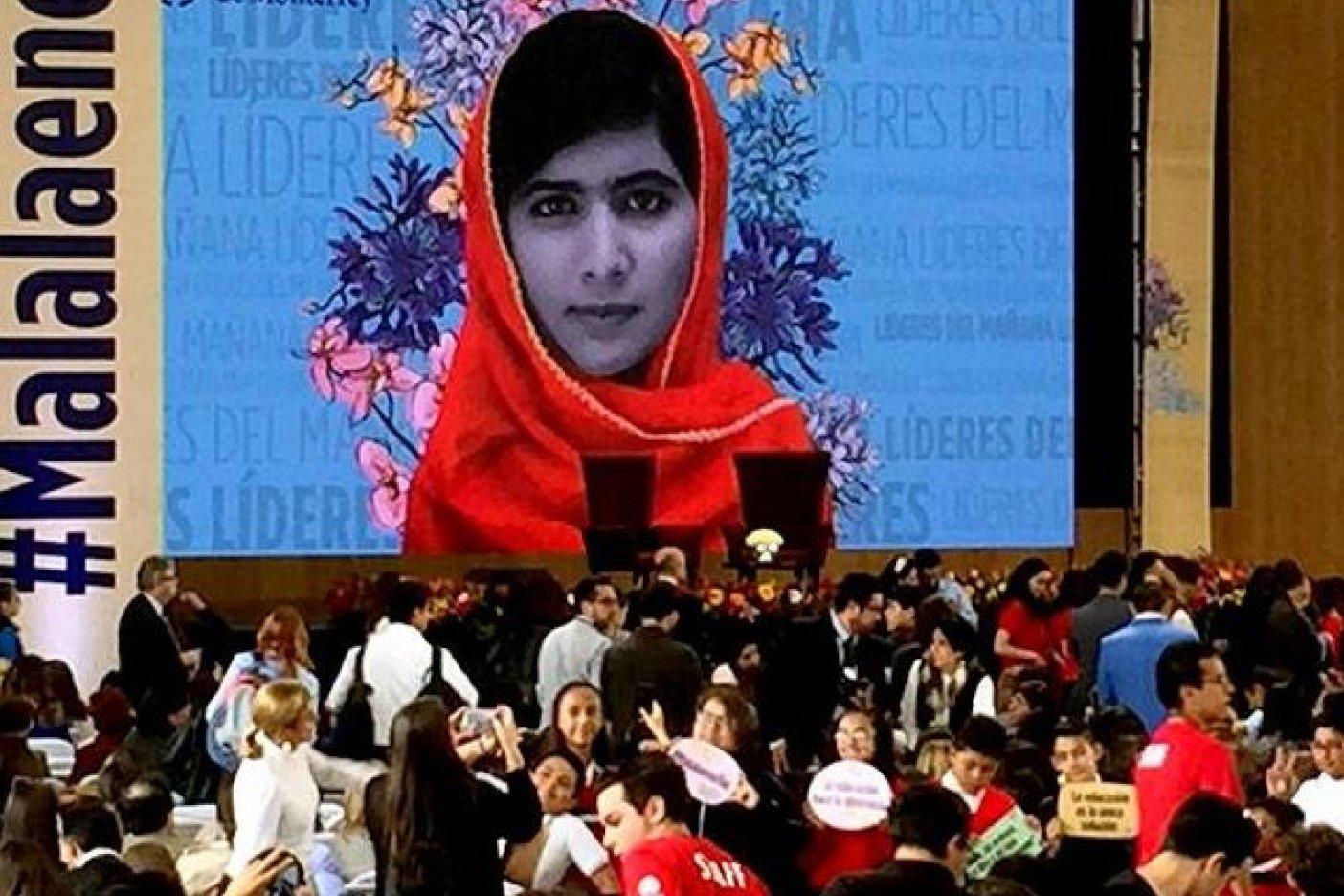 Telmex quiere que envíes preguntas a Malala Yousafzai