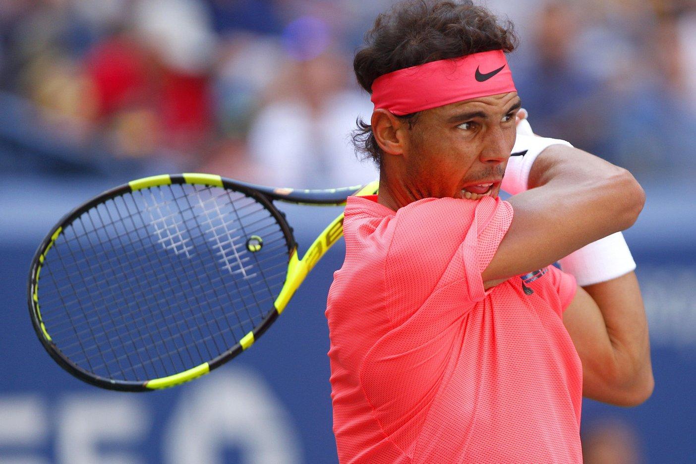 US Open: Nadal le ganó a Dolgopolov y sigue a paso firme