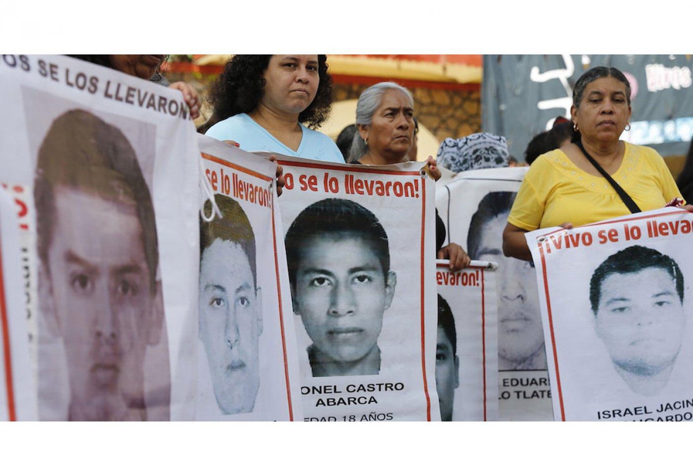 Reconocen avances en pesquisas sobre caso Ayotzinapa en México