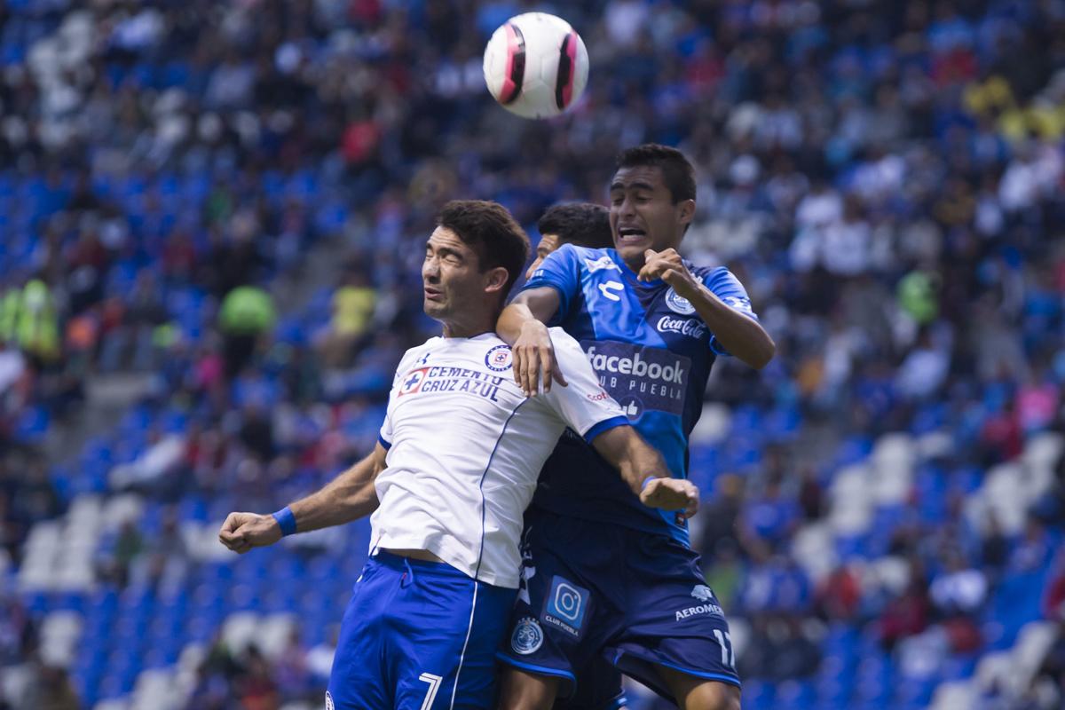 Cruz Azul empata ante Puebla y suma 15 juegos sin perder